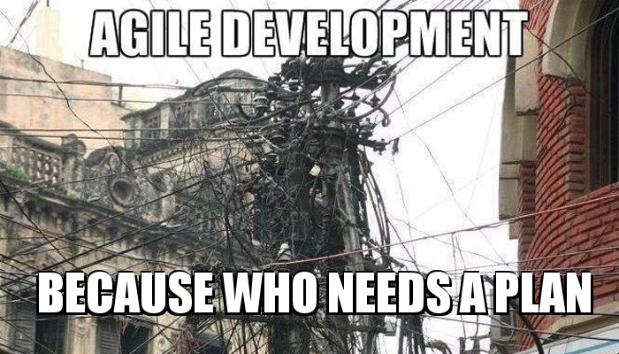 Planning is key to Agile development